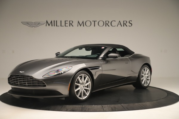 Used 2020 Aston Martin DB11 V8 for sale Sold at Rolls-Royce Motor Cars Greenwich in Greenwich CT 06830 24