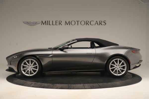 Used 2020 Aston Martin DB11 V8 for sale Sold at Rolls-Royce Motor Cars Greenwich in Greenwich CT 06830 25