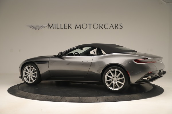 Used 2020 Aston Martin DB11 V8 for sale Sold at Rolls-Royce Motor Cars Greenwich in Greenwich CT 06830 26