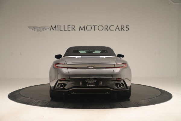 Used 2020 Aston Martin DB11 V8 for sale Sold at Rolls-Royce Motor Cars Greenwich in Greenwich CT 06830 28