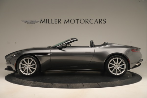 Used 2020 Aston Martin DB11 V8 for sale Sold at Rolls-Royce Motor Cars Greenwich in Greenwich CT 06830 3