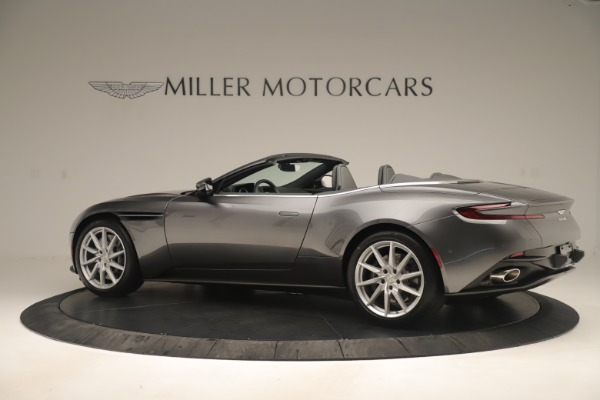 Used 2020 Aston Martin DB11 V8 for sale Sold at Rolls-Royce Motor Cars Greenwich in Greenwich CT 06830 4