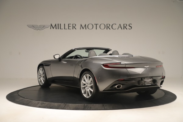 Used 2020 Aston Martin DB11 V8 for sale Sold at Rolls-Royce Motor Cars Greenwich in Greenwich CT 06830 5