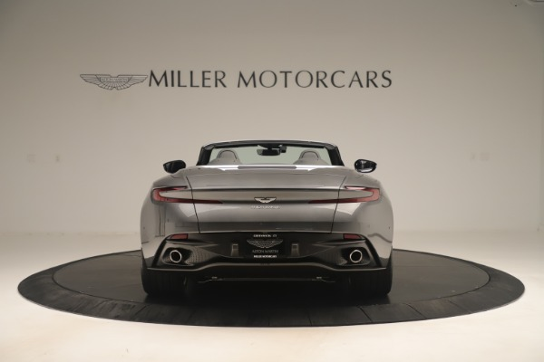 Used 2020 Aston Martin DB11 V8 for sale Sold at Rolls-Royce Motor Cars Greenwich in Greenwich CT 06830 6