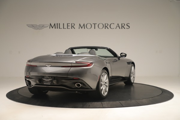 Used 2020 Aston Martin DB11 V8 for sale Sold at Rolls-Royce Motor Cars Greenwich in Greenwich CT 06830 7