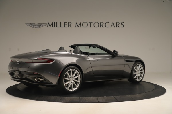 Used 2020 Aston Martin DB11 V8 for sale Sold at Rolls-Royce Motor Cars Greenwich in Greenwich CT 06830 8