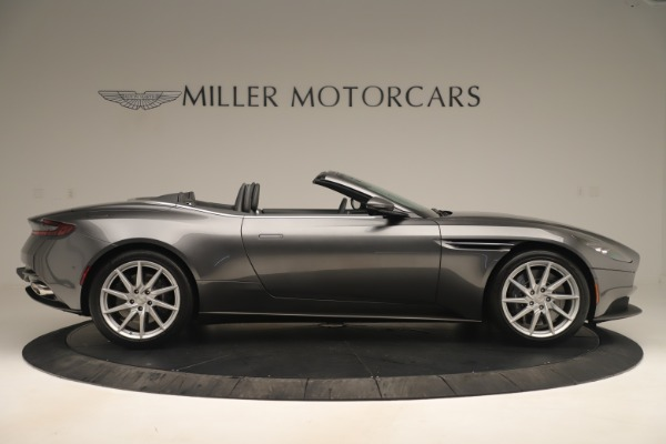 Used 2020 Aston Martin DB11 V8 for sale Sold at Rolls-Royce Motor Cars Greenwich in Greenwich CT 06830 9