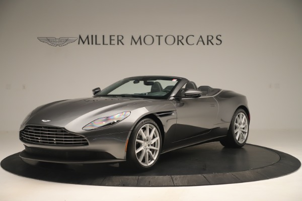 Used 2020 Aston Martin DB11 V8 for sale Sold at Rolls-Royce Motor Cars Greenwich in Greenwich CT 06830 1