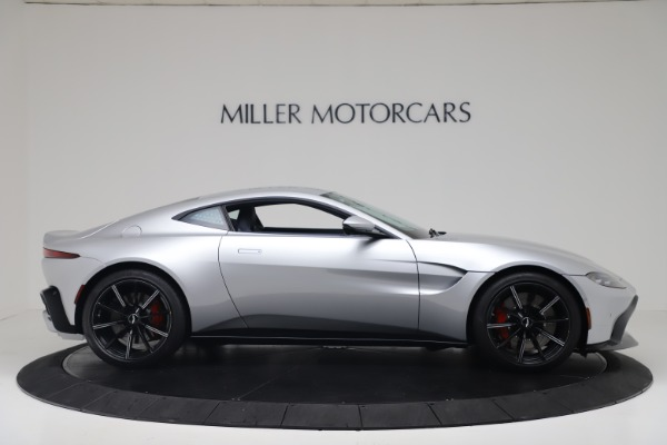 New 2020 Aston Martin Vantage Coupe for sale $207,072 at Rolls-Royce Motor Cars Greenwich in Greenwich CT 06830 10