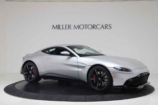 New 2020 Aston Martin Vantage Coupe for sale $207,072 at Rolls-Royce Motor Cars Greenwich in Greenwich CT 06830 11