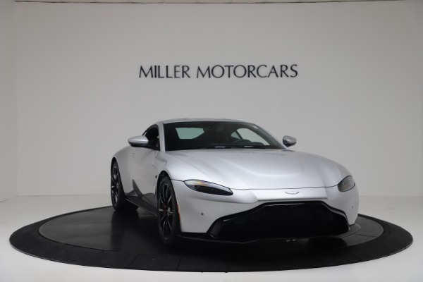 New 2020 Aston Martin Vantage Coupe for sale $207,072 at Rolls-Royce Motor Cars Greenwich in Greenwich CT 06830 12