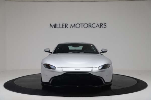 New 2020 Aston Martin Vantage Coupe for sale $207,072 at Rolls-Royce Motor Cars Greenwich in Greenwich CT 06830 2
