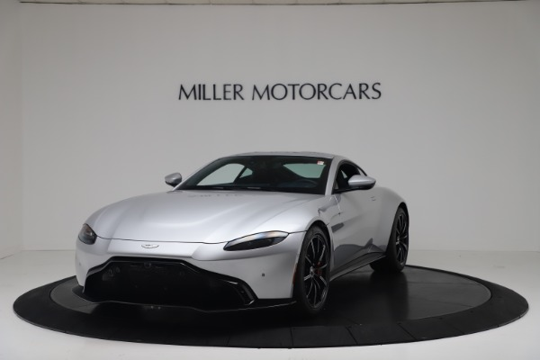 New 2020 Aston Martin Vantage Coupe for sale $207,072 at Rolls-Royce Motor Cars Greenwich in Greenwich CT 06830 3