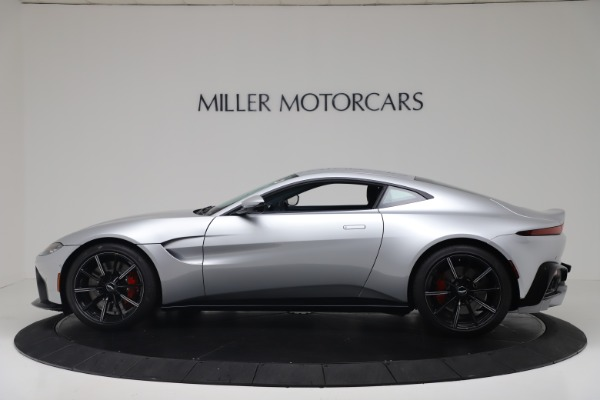 New 2020 Aston Martin Vantage Coupe for sale $207,072 at Rolls-Royce Motor Cars Greenwich in Greenwich CT 06830 4