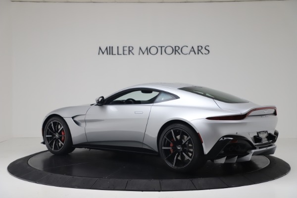 New 2020 Aston Martin Vantage Coupe for sale $207,072 at Rolls-Royce Motor Cars Greenwich in Greenwich CT 06830 5