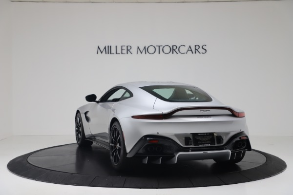New 2020 Aston Martin Vantage Coupe for sale $207,072 at Rolls-Royce Motor Cars Greenwich in Greenwich CT 06830 6