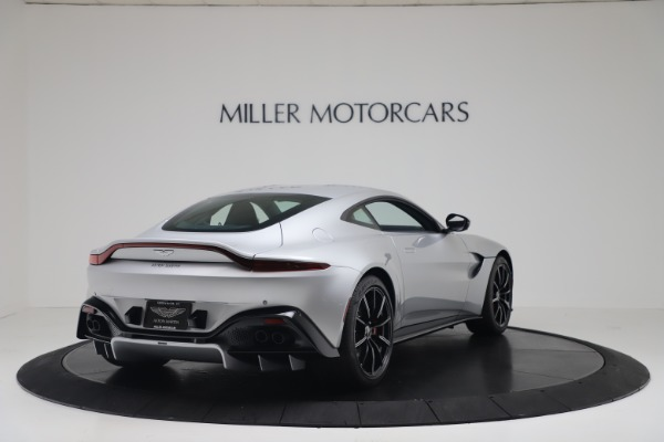 New 2020 Aston Martin Vantage Coupe for sale $207,072 at Rolls-Royce Motor Cars Greenwich in Greenwich CT 06830 8