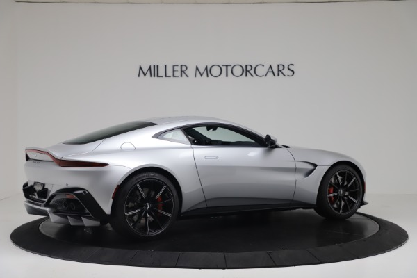 New 2020 Aston Martin Vantage Coupe for sale $207,072 at Rolls-Royce Motor Cars Greenwich in Greenwich CT 06830 9