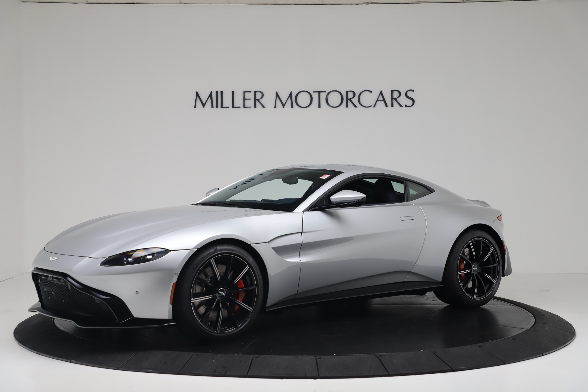 New 2020 Aston Martin Vantage Coupe for sale $207,072 at Rolls-Royce Motor Cars Greenwich in Greenwich CT 06830 1