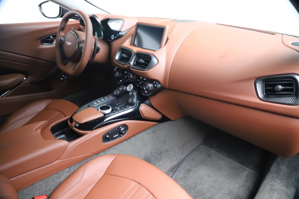 New 2020 Aston Martin Vantage Coupe for sale Sold at Rolls-Royce Motor Cars Greenwich in Greenwich CT 06830 17