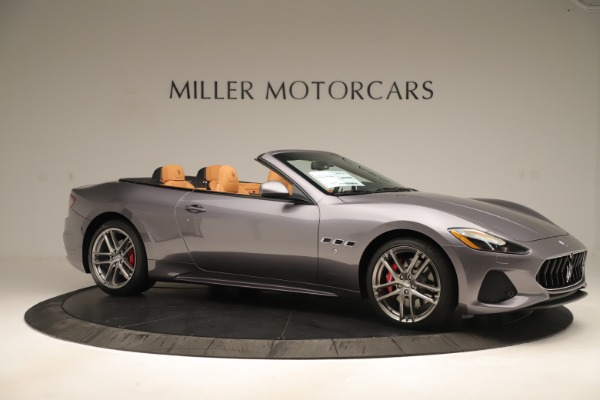 New 2019 Maserati GranTurismo Sport Convertible for sale Sold at Rolls-Royce Motor Cars Greenwich in Greenwich CT 06830 10