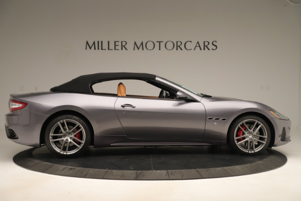New 2019 Maserati GranTurismo Sport Convertible for sale Sold at Rolls-Royce Motor Cars Greenwich in Greenwich CT 06830 17
