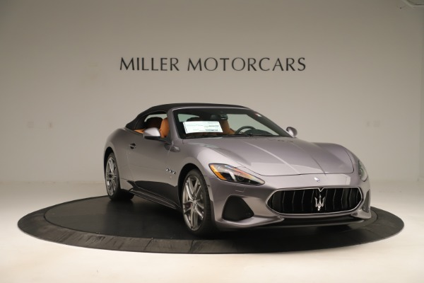 New 2019 Maserati GranTurismo Sport Convertible for sale Sold at Rolls-Royce Motor Cars Greenwich in Greenwich CT 06830 18