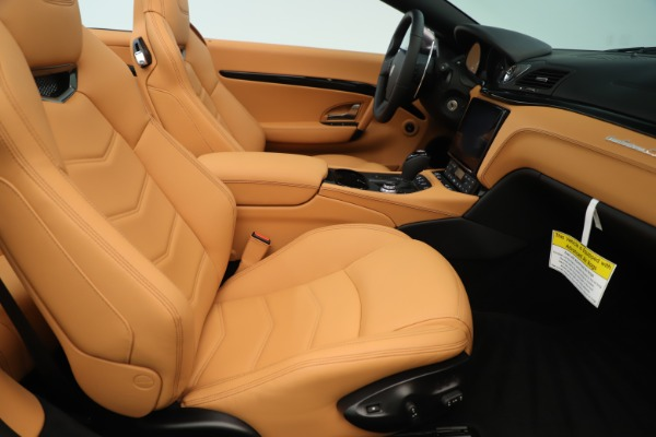 New 2019 Maserati GranTurismo Sport Convertible for sale Sold at Rolls-Royce Motor Cars Greenwich in Greenwich CT 06830 27