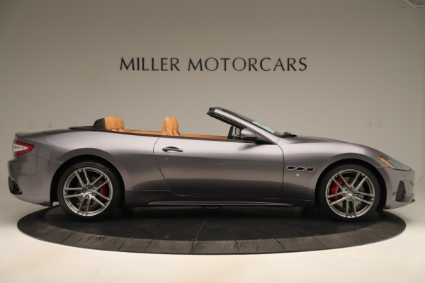 New 2019 Maserati GranTurismo Sport Convertible for sale Sold at Rolls-Royce Motor Cars Greenwich in Greenwich CT 06830 9