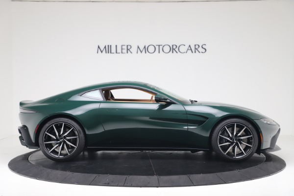 Used 2020 Aston Martin Vantage Coupe for sale $159,990 at Rolls-Royce Motor Cars Greenwich in Greenwich CT 06830 10