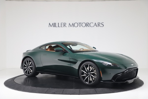 Used 2020 Aston Martin Vantage Coupe for sale $159,990 at Rolls-Royce Motor Cars Greenwich in Greenwich CT 06830 11