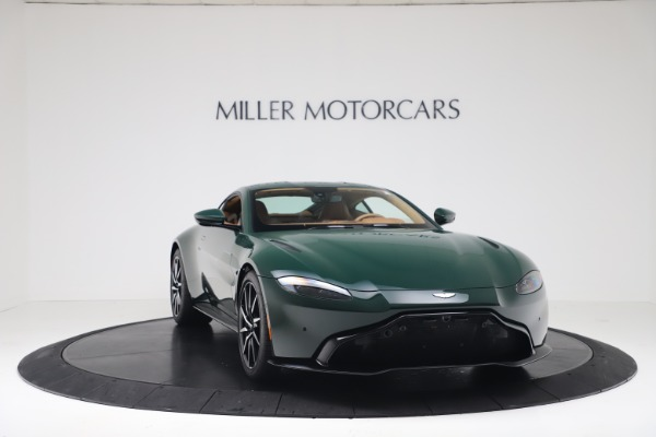 Used 2020 Aston Martin Vantage Coupe for sale $159,990 at Rolls-Royce Motor Cars Greenwich in Greenwich CT 06830 12