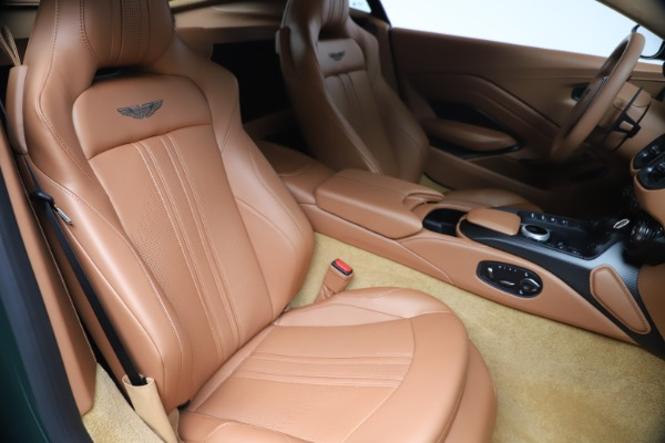 Used 2020 Aston Martin Vantage Coupe for sale $159,990 at Rolls-Royce Motor Cars Greenwich in Greenwich CT 06830 20