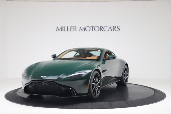 Used 2020 Aston Martin Vantage Coupe for sale $159,990 at Rolls-Royce Motor Cars Greenwich in Greenwich CT 06830 3