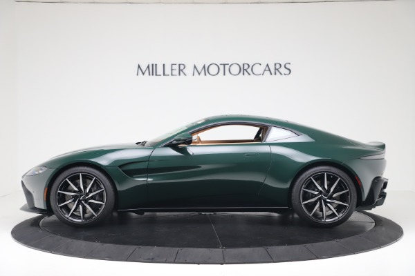 Used 2020 Aston Martin Vantage Coupe for sale $159,990 at Rolls-Royce Motor Cars Greenwich in Greenwich CT 06830 4