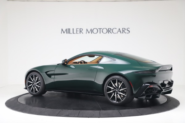 Used 2020 Aston Martin Vantage Coupe for sale $159,990 at Rolls-Royce Motor Cars Greenwich in Greenwich CT 06830 5