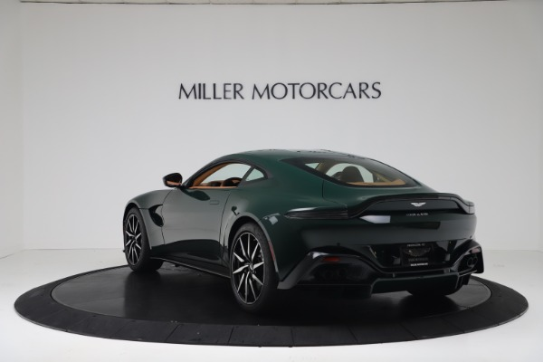 Used 2020 Aston Martin Vantage Coupe for sale $159,990 at Rolls-Royce Motor Cars Greenwich in Greenwich CT 06830 6