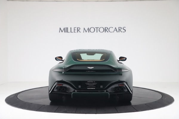 Used 2020 Aston Martin Vantage Coupe for sale $159,990 at Rolls-Royce Motor Cars Greenwich in Greenwich CT 06830 7