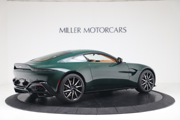Used 2020 Aston Martin Vantage Coupe for sale $159,990 at Rolls-Royce Motor Cars Greenwich in Greenwich CT 06830 9