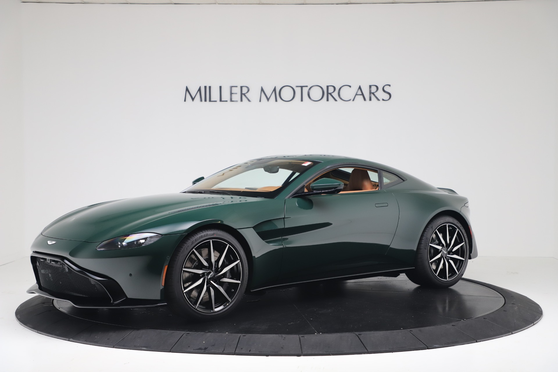 Used 2020 Aston Martin Vantage Coupe for sale $159,990 at Rolls-Royce Motor Cars Greenwich in Greenwich CT 06830 1