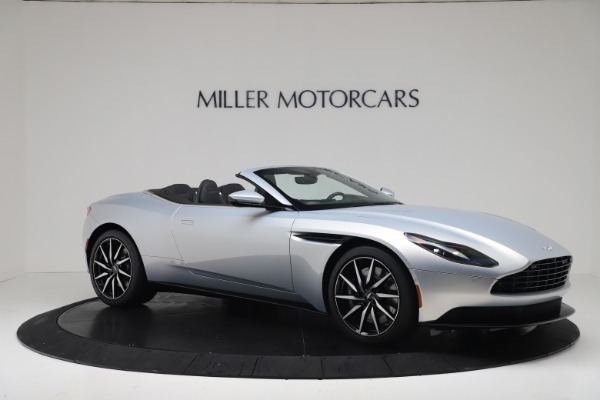 New 2020 Aston Martin DB11 V8 for sale Sold at Rolls-Royce Motor Cars Greenwich in Greenwich CT 06830 11