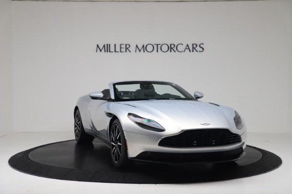 New 2020 Aston Martin DB11 V8 for sale Sold at Rolls-Royce Motor Cars Greenwich in Greenwich CT 06830 12