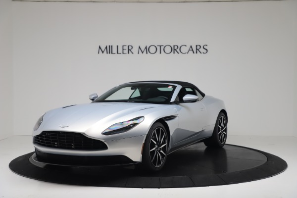 New 2020 Aston Martin DB11 V8 for sale Sold at Rolls-Royce Motor Cars Greenwich in Greenwich CT 06830 13