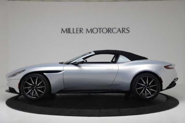 New 2020 Aston Martin DB11 V8 for sale Sold at Rolls-Royce Motor Cars Greenwich in Greenwich CT 06830 14