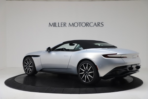 New 2020 Aston Martin DB11 V8 for sale Sold at Rolls-Royce Motor Cars Greenwich in Greenwich CT 06830 15