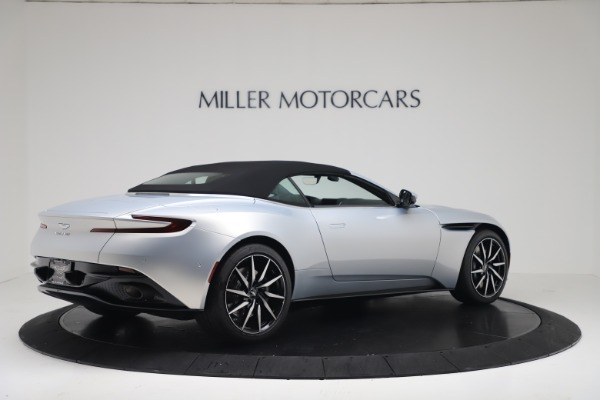 New 2020 Aston Martin DB11 V8 for sale Sold at Rolls-Royce Motor Cars Greenwich in Greenwich CT 06830 16