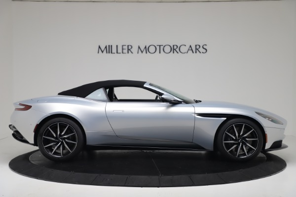 New 2020 Aston Martin DB11 V8 for sale Sold at Rolls-Royce Motor Cars Greenwich in Greenwich CT 06830 17