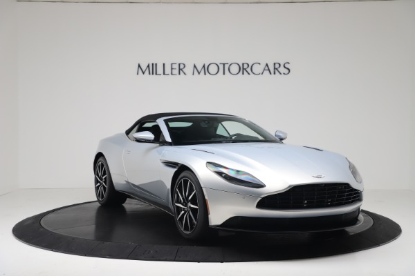 New 2020 Aston Martin DB11 V8 for sale Sold at Rolls-Royce Motor Cars Greenwich in Greenwich CT 06830 18