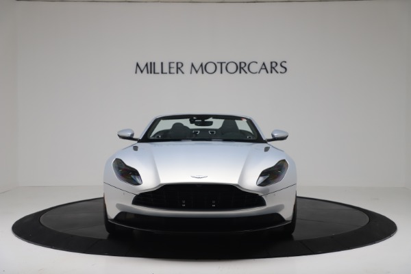 New 2020 Aston Martin DB11 V8 for sale Sold at Rolls-Royce Motor Cars Greenwich in Greenwich CT 06830 2