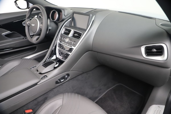 New 2020 Aston Martin DB11 V8 for sale Sold at Rolls-Royce Motor Cars Greenwich in Greenwich CT 06830 26